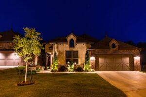 Outdoor Lighting Tulsa Living Water 12