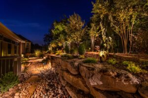 Outdoor Lighting Tulsa Living Water 15