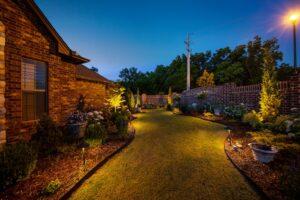 Outdoor Lighting Tulsa Living Water 3