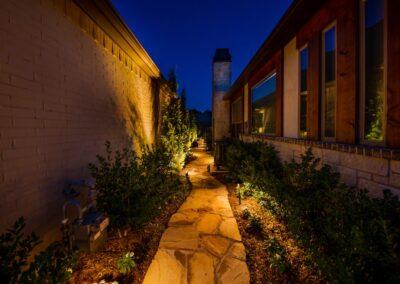 Outdoor Lighting Tulsa Living Water 5