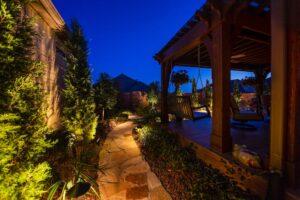 Outdoor Lighting Tulsa Living Water 6