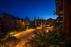 Outdoor Lighting Tulsa Living Water 7