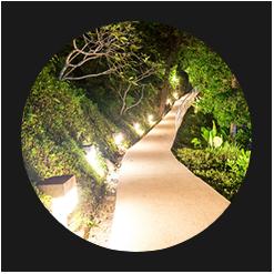 Services Landscape Lighting